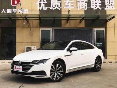 2018年8月 大众 一汽-大众CC  380TSI 曜颜版图片