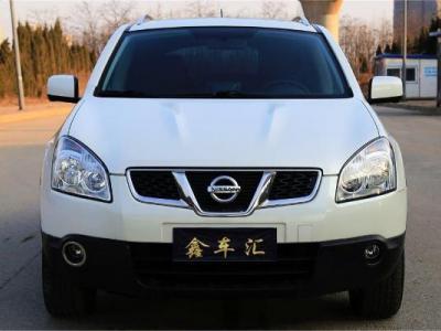 日产 逍客  2.0 XV 酷雷 2WD