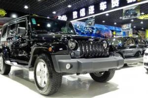 Jeep牧马人&nbsp3.0 四门版 Sahara