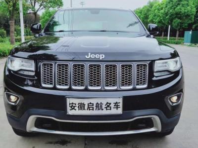 2014年11月 Jeep 大切诺基(进口) 3.0TD 柴油 舒享导航版图片