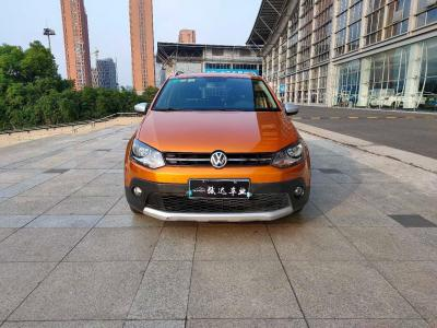 大众 Polo  2014款 1.6L Cross Polo 自动