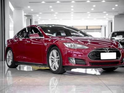 2014年12月 特斯拉 Model S  Model S 85图片
