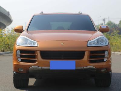 保時捷 Cayenne  2007款 Cayenne 3.6L圖片