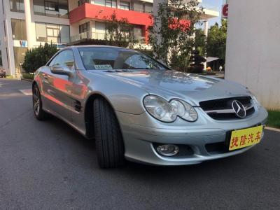 奔馳 奔馳SL級  2008款 SL 500