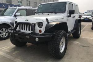 二手Jeep(进口)牧马人3.8 两门 Sahara