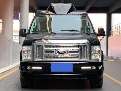 福特 E350  2011款 5.4L 鉑金版圖片