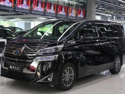 丰田 威尔法  2019款  双擎 2.5L HV豪华版