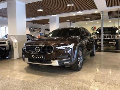 沃尔沃 V90  2017款 Cross Country T5 AWD 智尊版