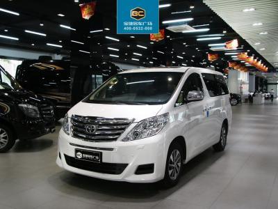 豐田 埃爾法  2015款 3.5L 豪華版圖片