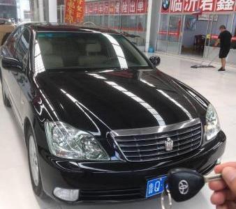 丰田 皇冠  2.5 Royal 真皮天窗特别版图片