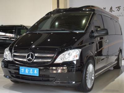 2012年5月 奔驰 威霆  2.5L 精英版图片