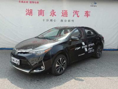 2017年8月 丰田 雷凌 改款 185T CVT领先版 国V图片