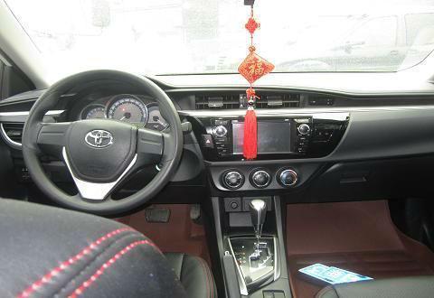 ...2月 二手丰田卡罗拉 雷凌1.6AT新款 珍珠白 价格11.98万元图片 25644 480x330