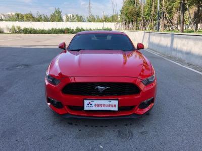 2017年11月 福特 Mustang(进口) 2.3T 性能版图片