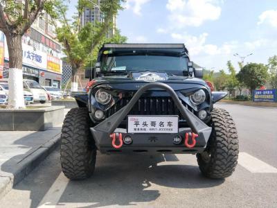 2014年9月 Jeep 牧马人(进口) 3.6L Sahara 两门版图片