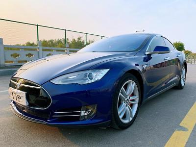 2016年4月 特斯拉 Model S  Model S P85D图片