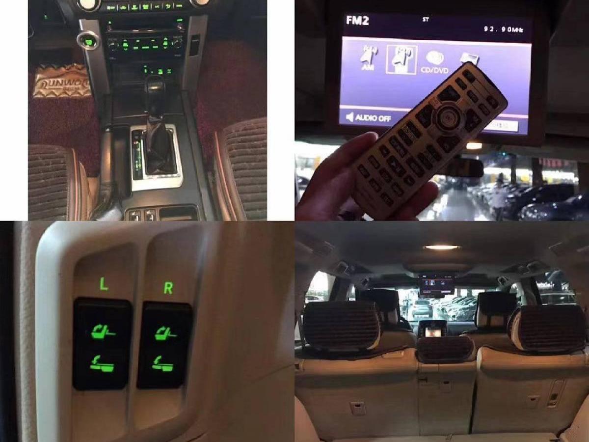 丰田 普拉多  2010款 4.0L 自动TX图片