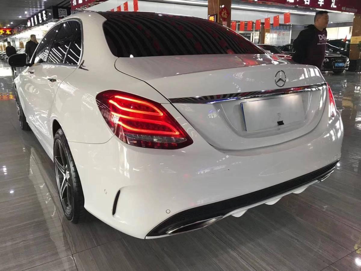 奔驰 奔驰C级  2016款 C 200 L 运动型图片