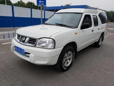 日产 D22  2011款 2.4L汽油两驱高级型