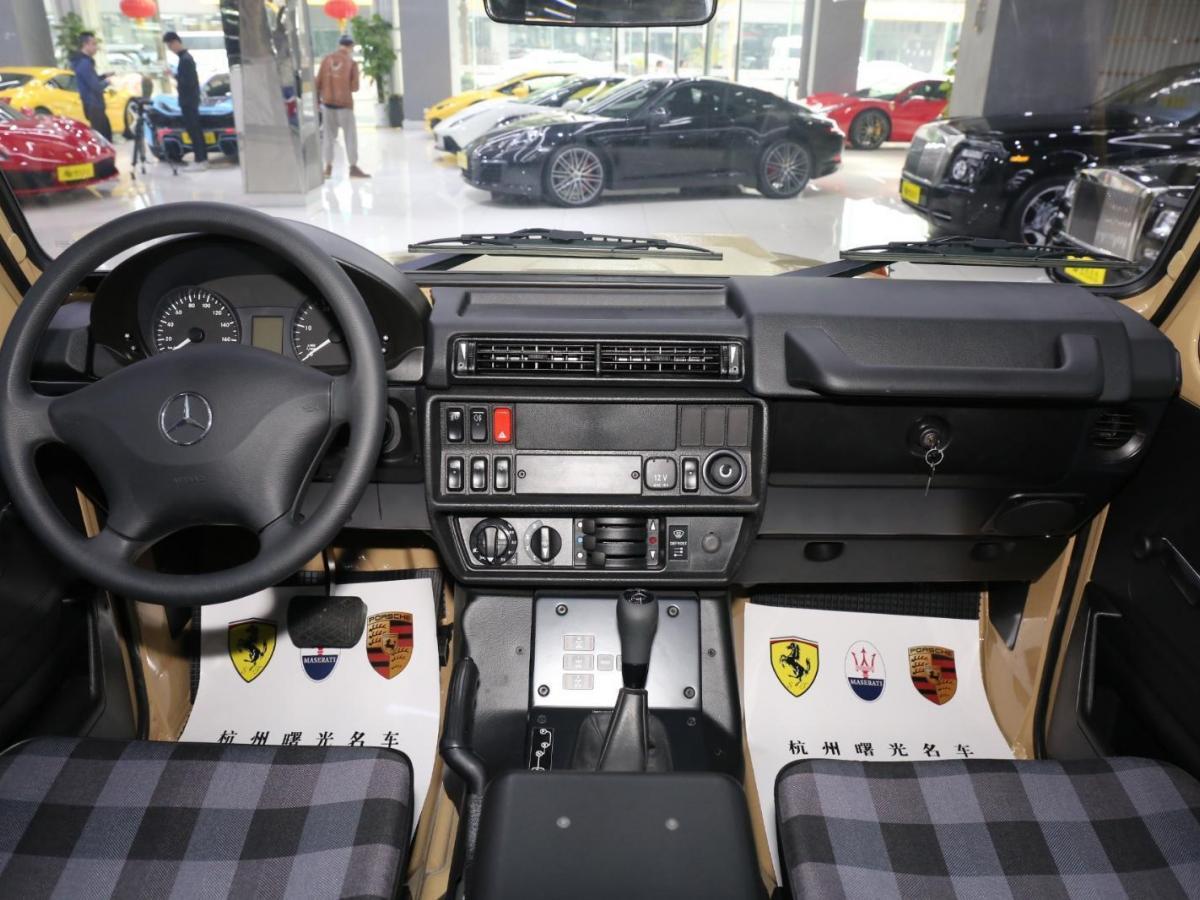 奔驰 奔驰G级 G 300 P图片