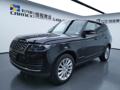 2019年2月 路虎 揽胜(进口) 3.0 V6 SC 传世版图片