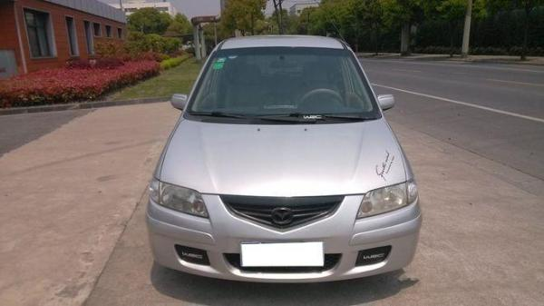 【上海二手车】2005年10月_二手海马 普力马 2004款