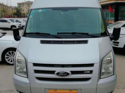 2012年3月 福特 新世代全順  2.4T柴油普通型加長軸高頂國III圖片