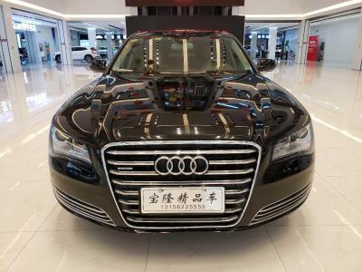 2012年6月 奥迪 奥迪A8(进口) A8L 3.0 TFSI quattro豪华型(245kW)图片