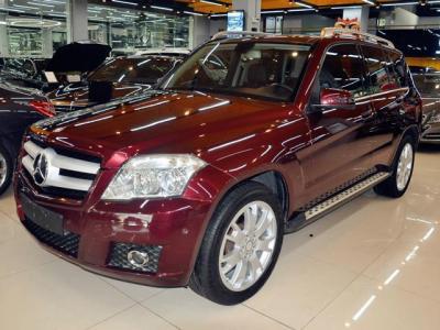 2012年3月 奔驰 奔驰GLK级  GLK 300 4MATIC 时尚型图片
