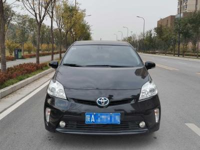 丰田 普锐斯  2012款 1.8L 豪华先进版?#35745;?/>                         <div class=