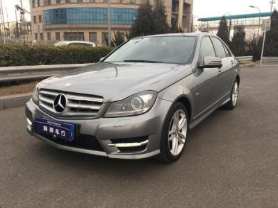 奔驰 C级  C260 1.8T 优雅型Grand Edition