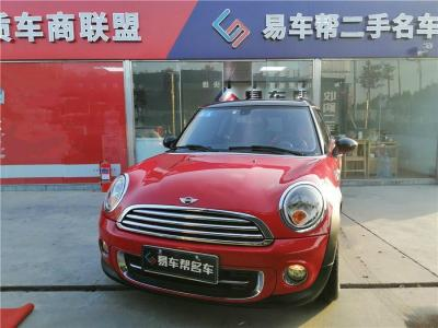 2013年11月 MINI CLUBMAN 1.6L COOPER Fun图片