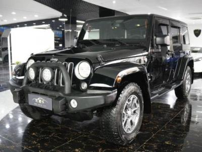 Jeep 牧马人  3.0 四门舒享版 Sahara