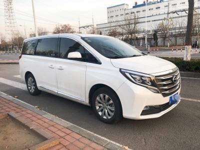 廣汽傳祺 GM8  2018款 320T 豪華版圖片