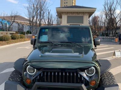 Jeep 牧马人  2008款 3.8L Sahara 四门版