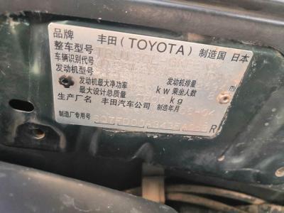 2006年6月 丰田 普拉多(进口) GX 2.7自动车型图片