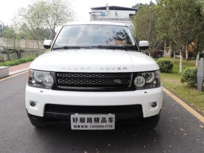 路虎 揽胜运动版  5.0L 运动版 NA(自然吸气) HSE汽油型图片