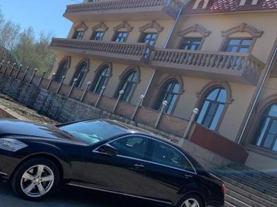 奔驰 奔驰S级  2008款 S 350 L 4MATIC图片