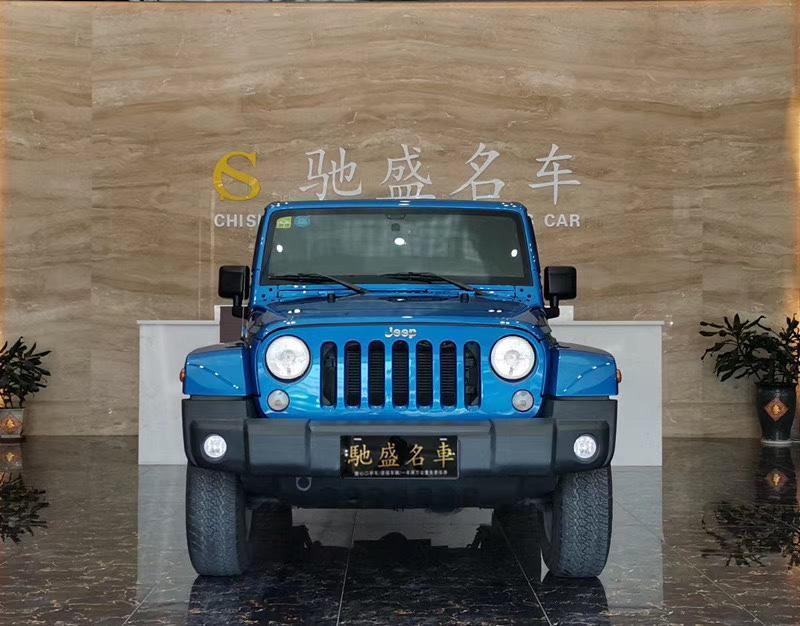 Jeep 牧马人  2015款 3.6L Rubicon 两门版图片