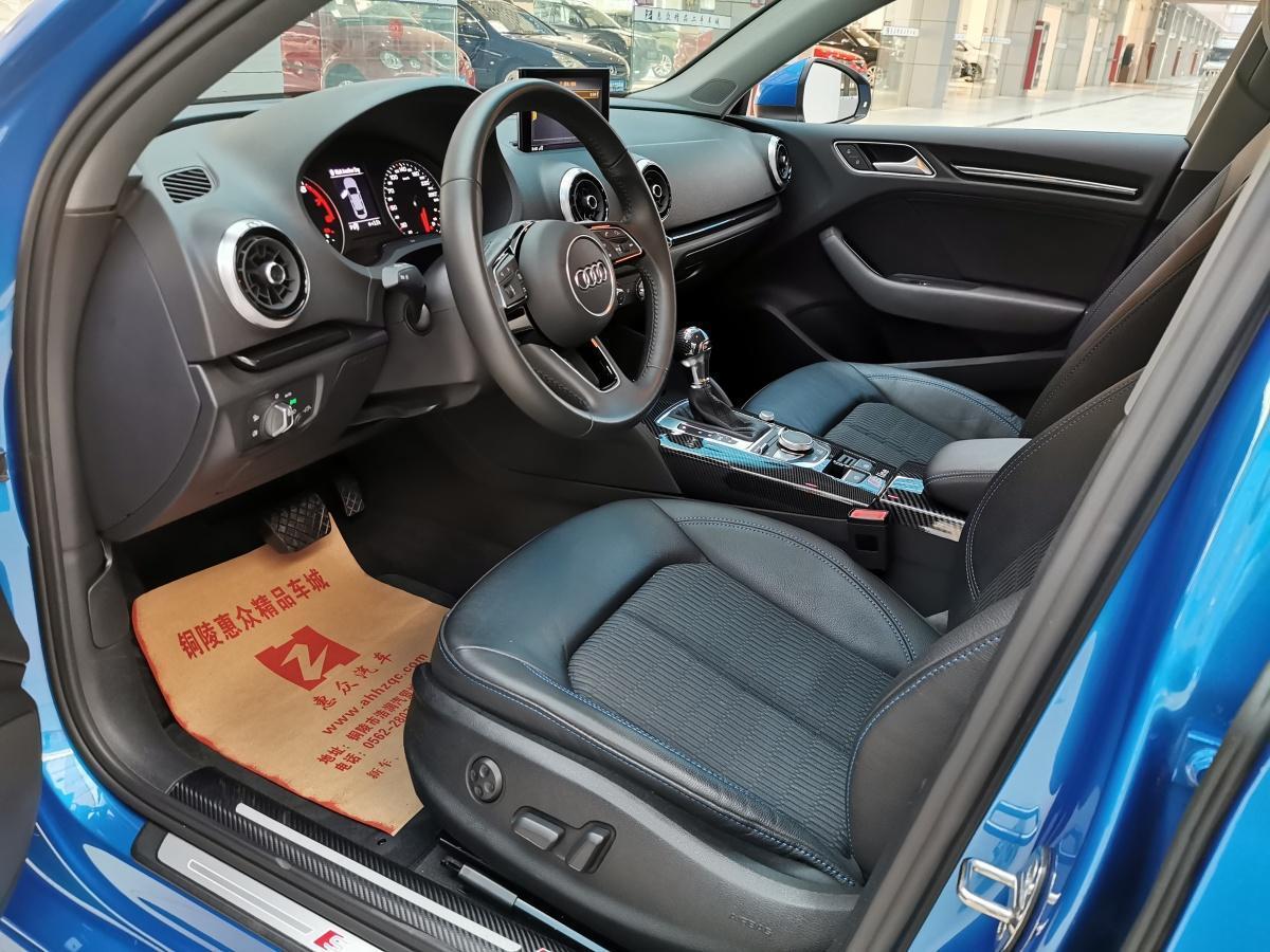 奥迪 奥迪A3  2019款 Limousine 35 TFSI 运动型 国V图片