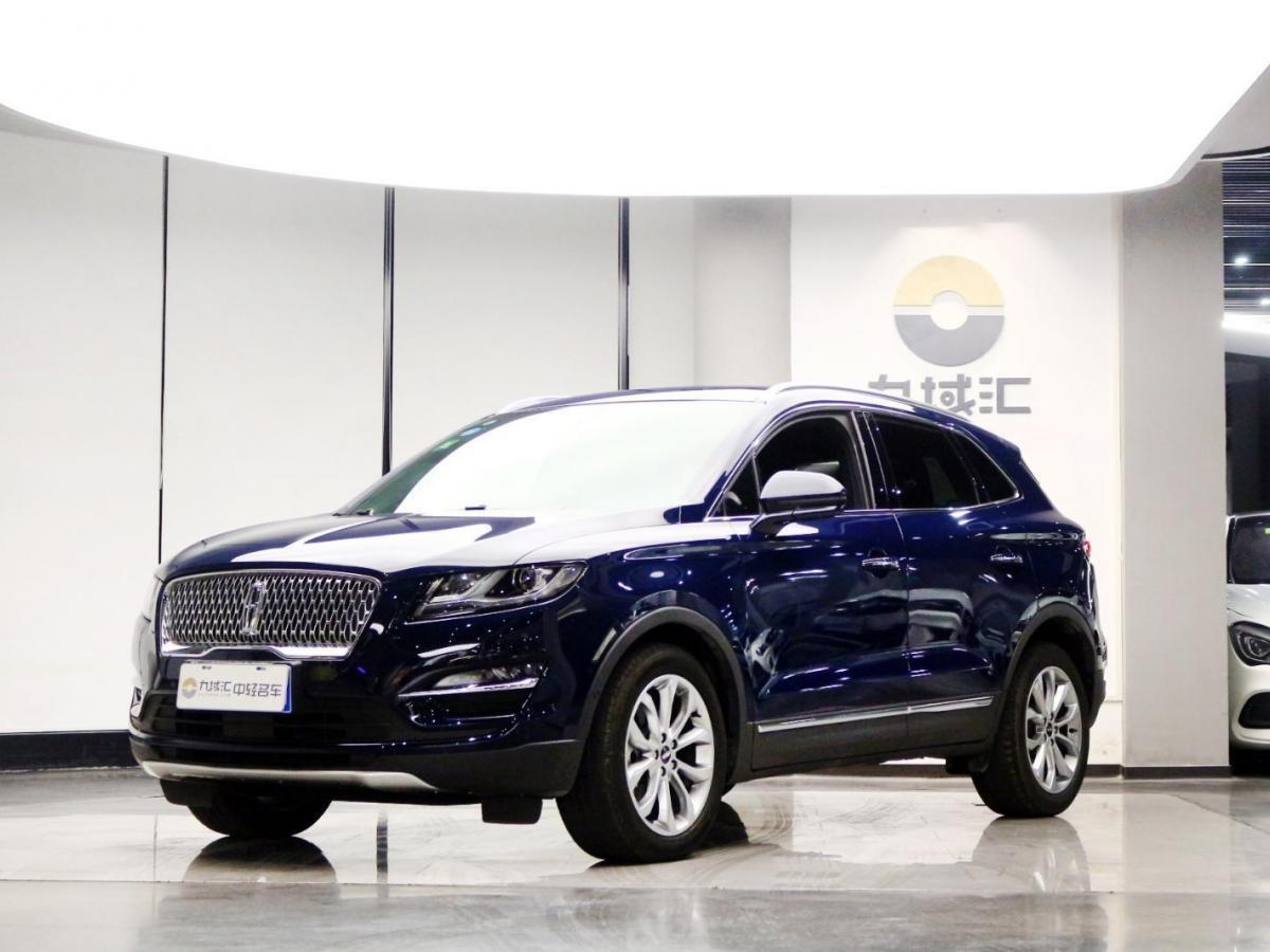 2019年1月_出售二手车林肯 MKC  2019款 2.0T 两驱尊雅版 国V哪里有卖_价格多少24.58万