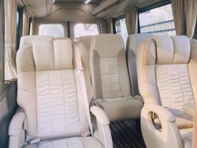 2013年7月 奔驰 凌特 2.1T尊旅 长轴加长版图片