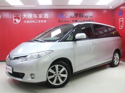 豐田 普瑞維亞  2012款 2.4L 7人座豪華版