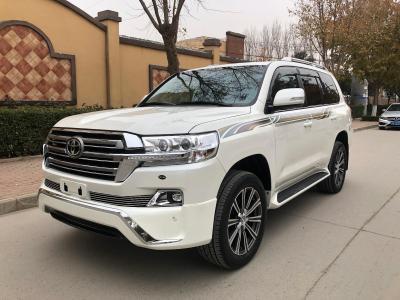 2019年7月 豐田 豐田2019款 蘭德酷路澤 5.7L VX 12氣(中東)圖片
