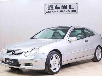 2003年12月 奔驰 奔驰C级(进口) C 200K Coupe图片