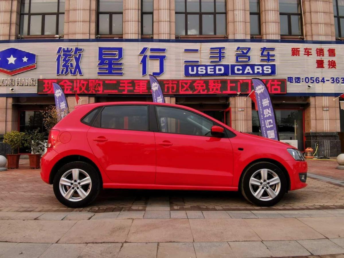大众 Polo  2011款 1.4L 手动致尚版图片
