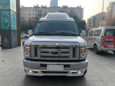 福特 E350  2011款 5.4L 白金版圖片