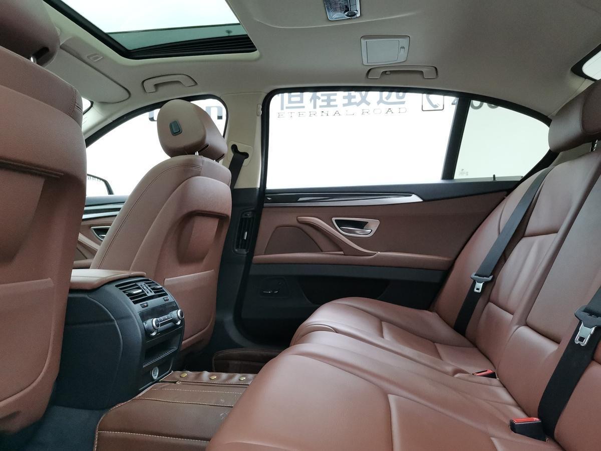 宝马 宝马5系  2017款 528Li 领先型图片