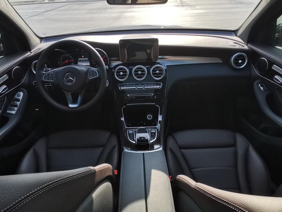奔驰 奔驰GLC  2017款 GLC 300 4MATIC 豪华型图片