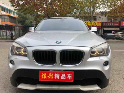 2012年11月 宝马 宝马X1(进口) sDrive18i豪华型图片